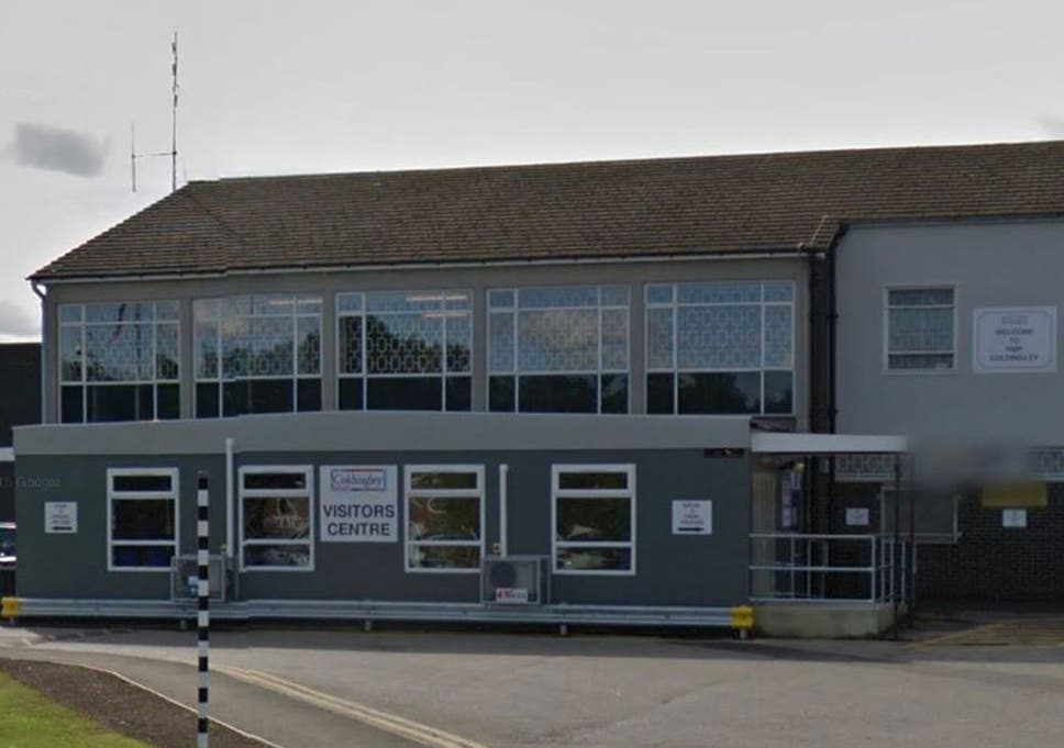 Coldingley Prison Death Inmate Arrested On Suspicion Of Murder