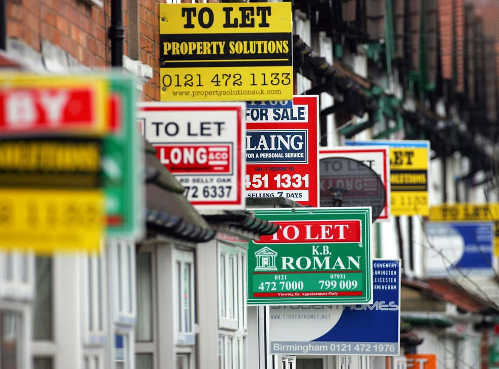 The 3 per cent stamp duty rise was expected to bring down the cost of rent