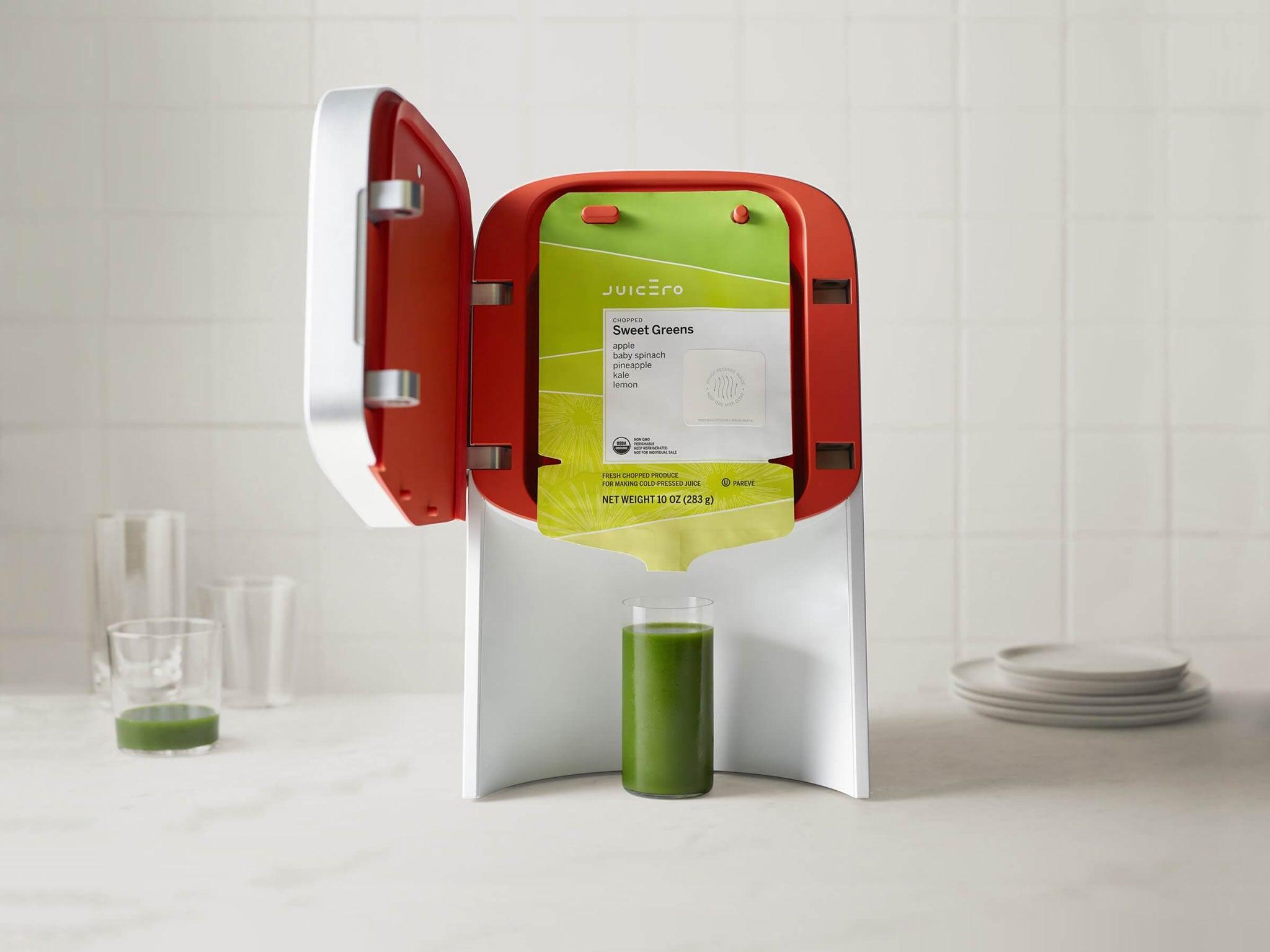 400 dollar fruit juice machine