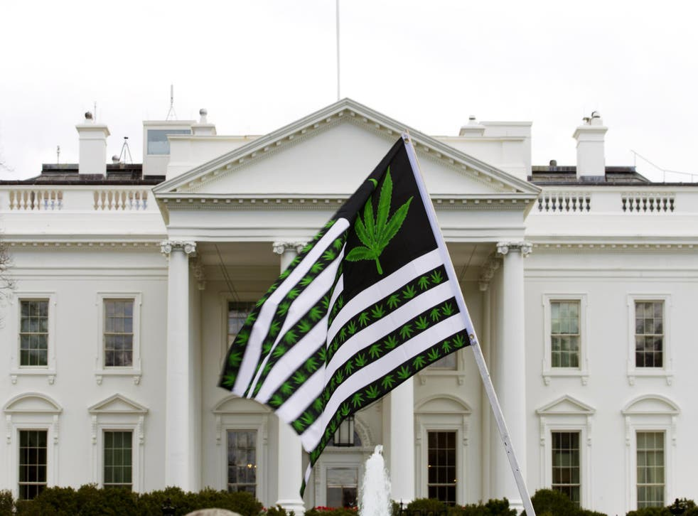 Washington, Colorado, New Jersey and Maine have legislation in place for marijuana in schools