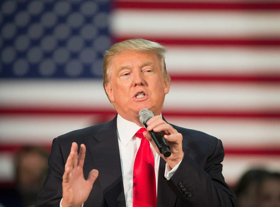 Donald Trump has previously blamed Mexican drug cartels for New Hampshire's drug addiction