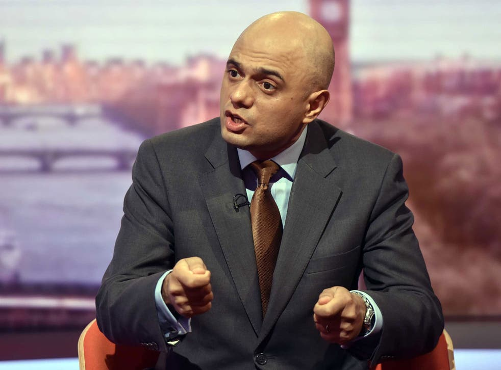 Sajid Javid faces mounting criticism over the steel crisis