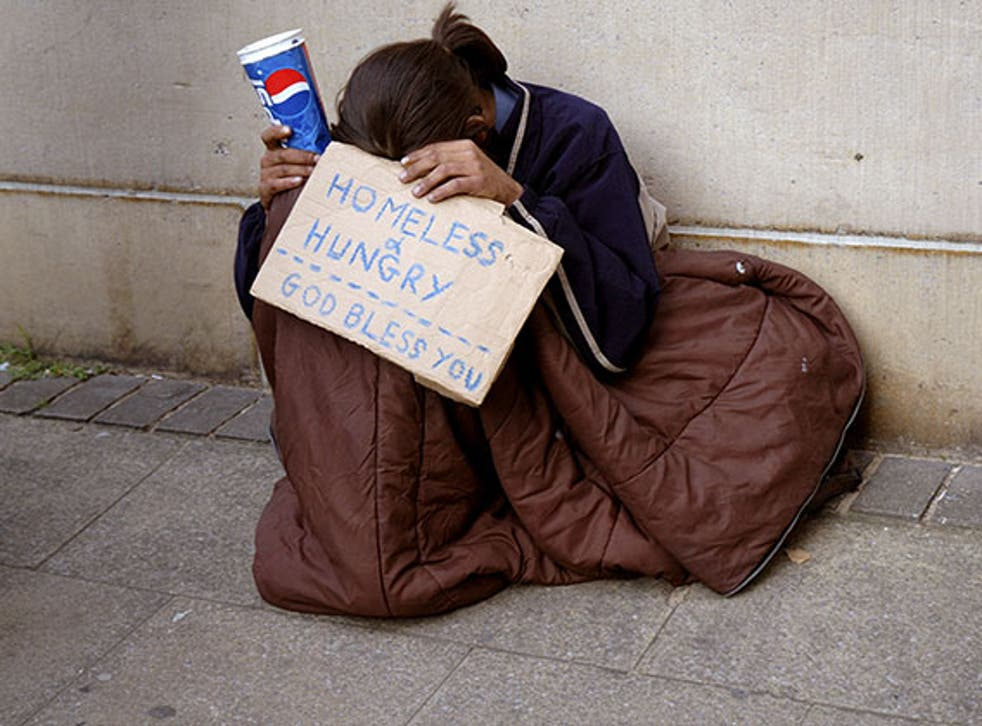 Homelessness can take many forms, from living rough, to staying in temporary accommodation such as hostels or refuges