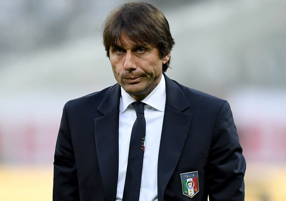 4a9589d49ab Antonio Conte joins Chelsea  Statement in full as Italy coach signs  three-year contract at Stamford Bridge