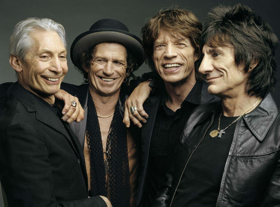 The first major show displaying The Rolling Stones' storied career opens on 5 April at the Saatchi Gallery