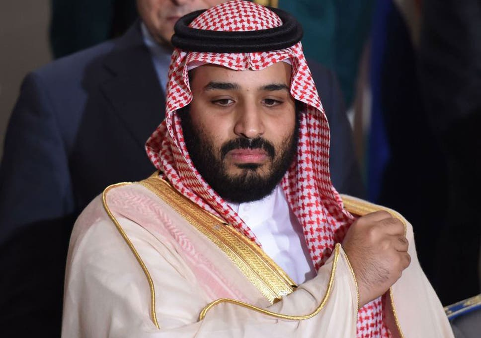 If i were the crown prince of saudi arabia id be cynical about the crown prince is dealing with a western power in this case the brits m4hsunfo