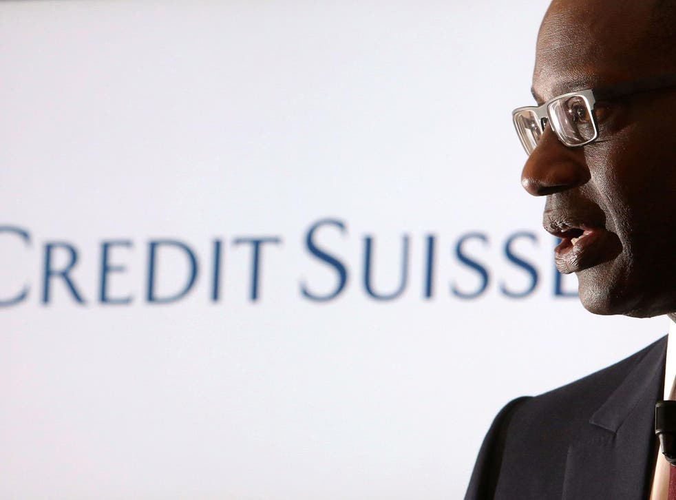 Credit Suisse chief executive Tidjane Thiam is under pressure to deliver on his turnaround plan for Switzerland's second-biggest bank as losses mount