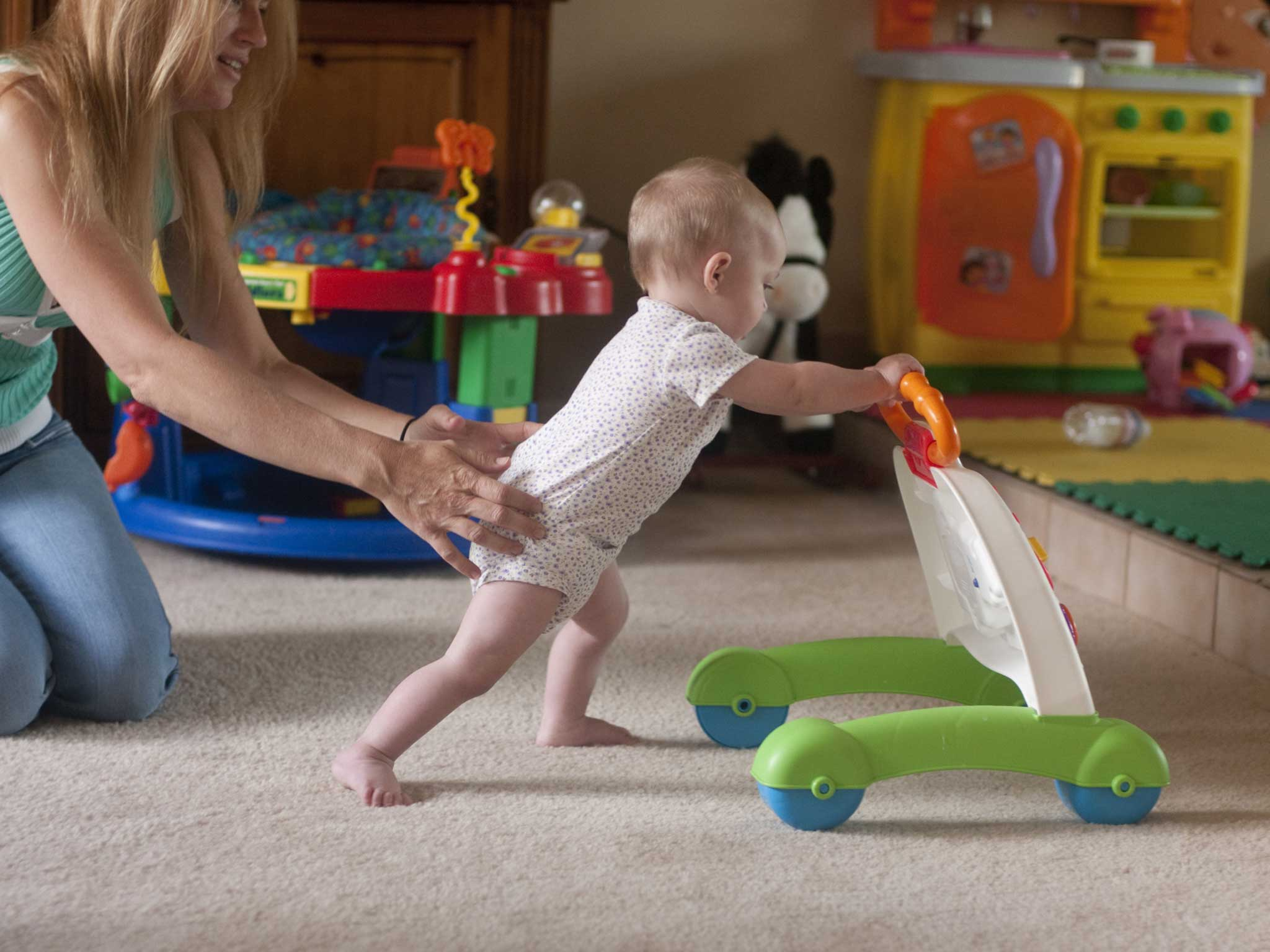 10 best baby walkers the independent for Kitchen set for 1 year old