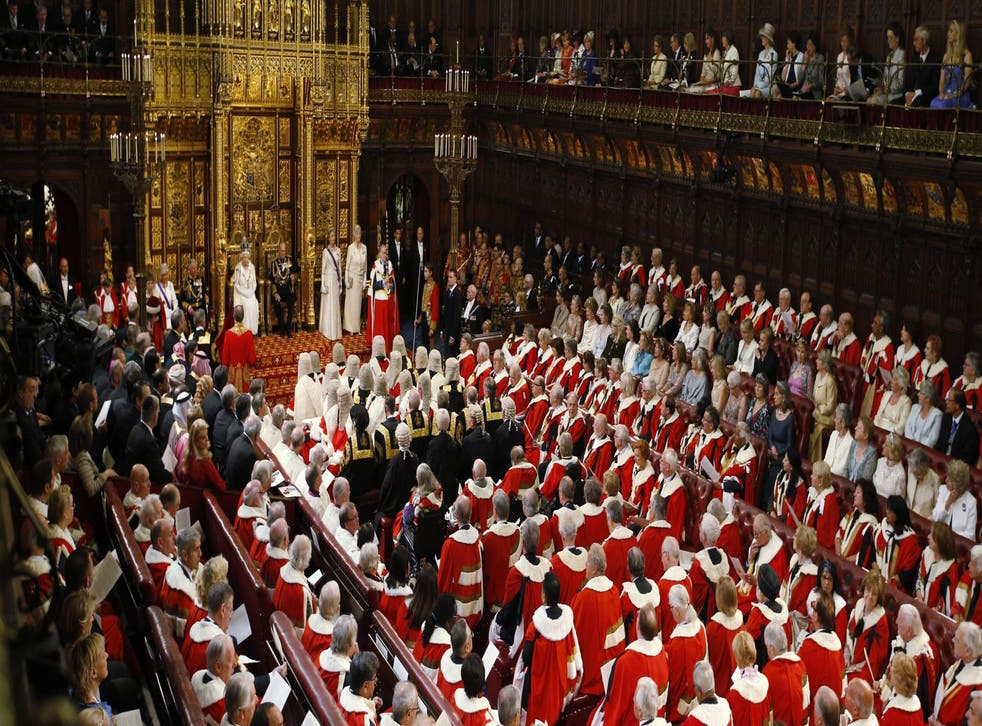 The House of Lords is meant to be made up of apolitical experts. It has been stuffed with party acolytes.