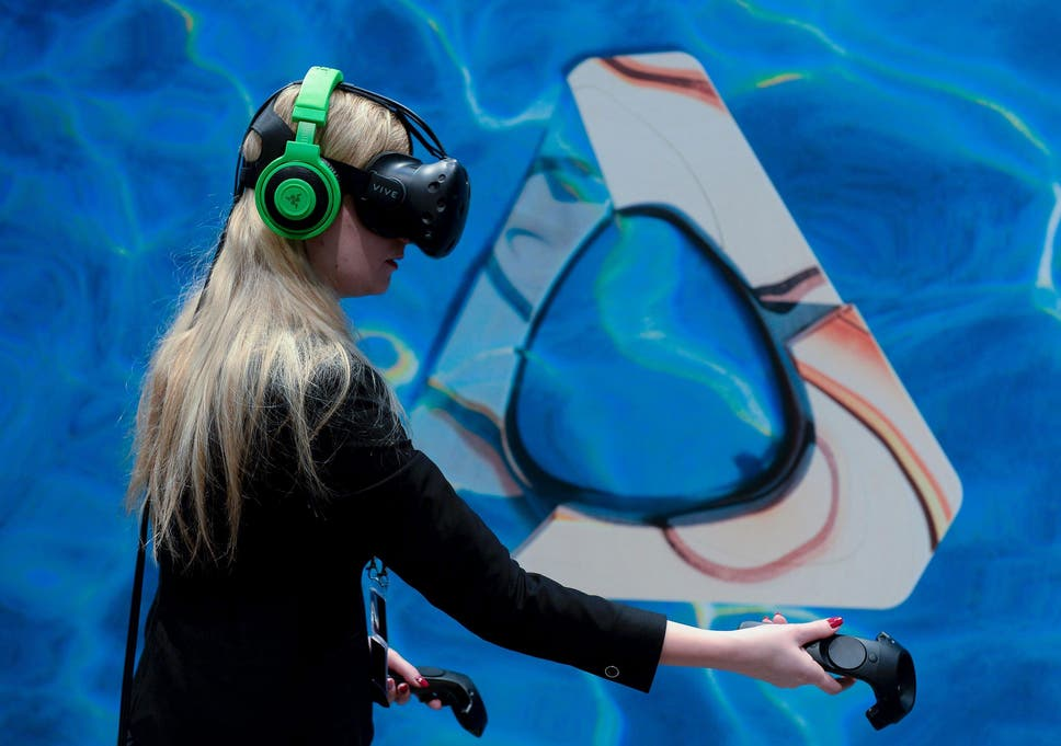 HTC Vive: Virtual reality headset finally delivered to