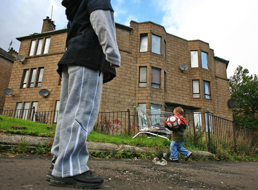 Many homeless children were now staying in temporary accommodation for long periods, Shelter Scotland said