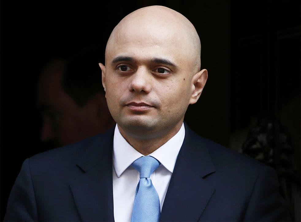 """At the end of 2015 Mr Javid claimed """"currently costs outweigh benefits"""" when it comes to membership of the EU"""