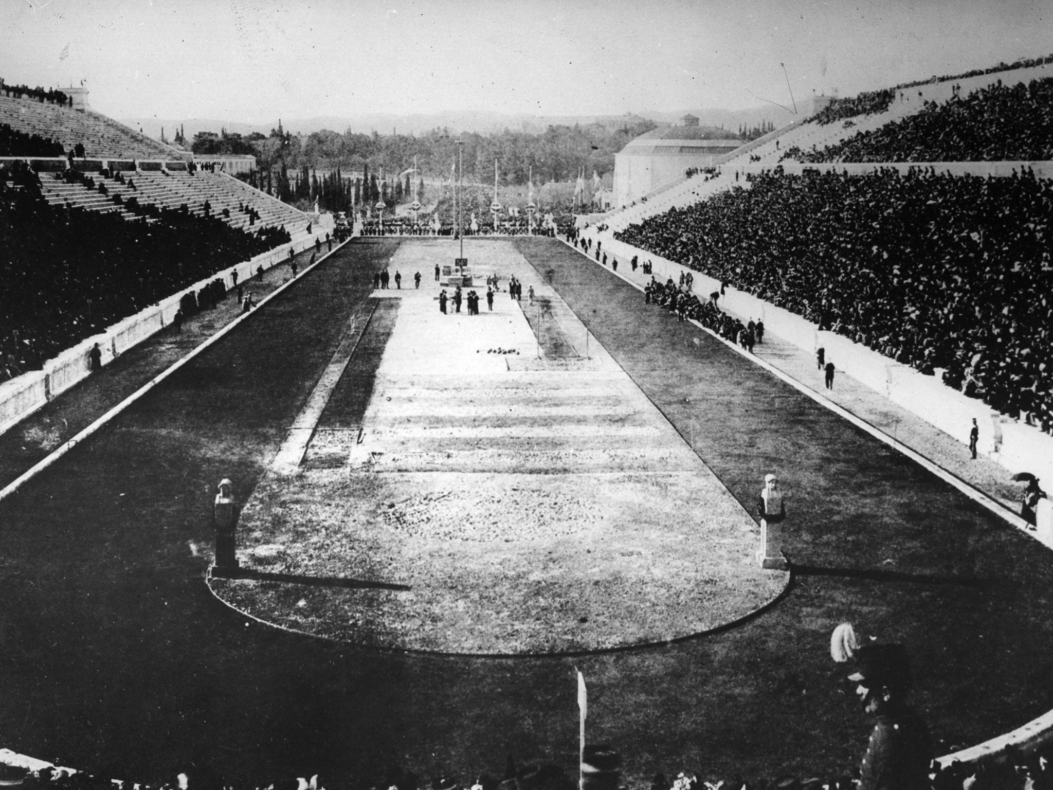 Five things you didn't know about the first modern Olympic Games ...