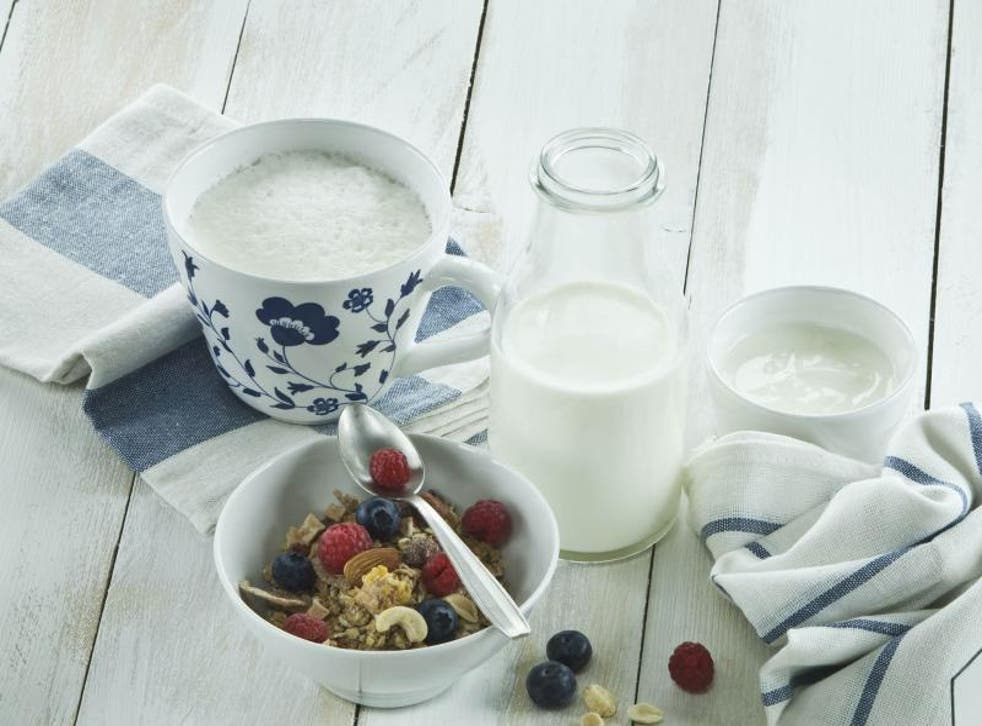 Alternatives to cow's milk are gaining popularity