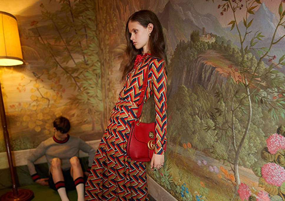 780b1be591dc Gucci advert banned for using  unhealthily thin  female model