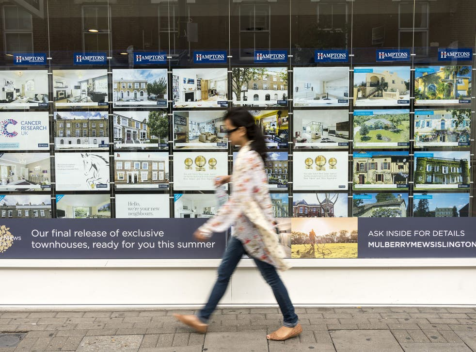 Previously, a 5 per cent deposit would have been required from a buyer of a new property