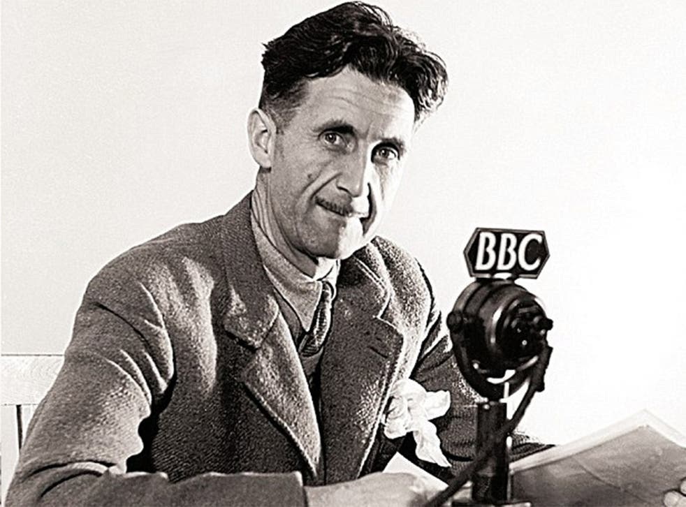 Orwell described the BBC as being 'half-way between a girls' school and a lunatic asylum'