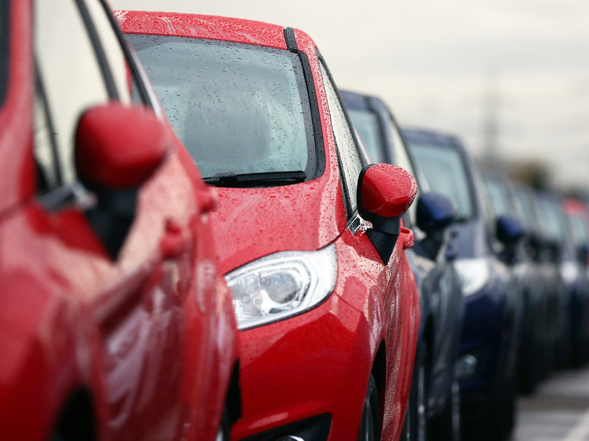Car prices set to rise in 2017 as Brexit uncertainty kicks in, warns industry body