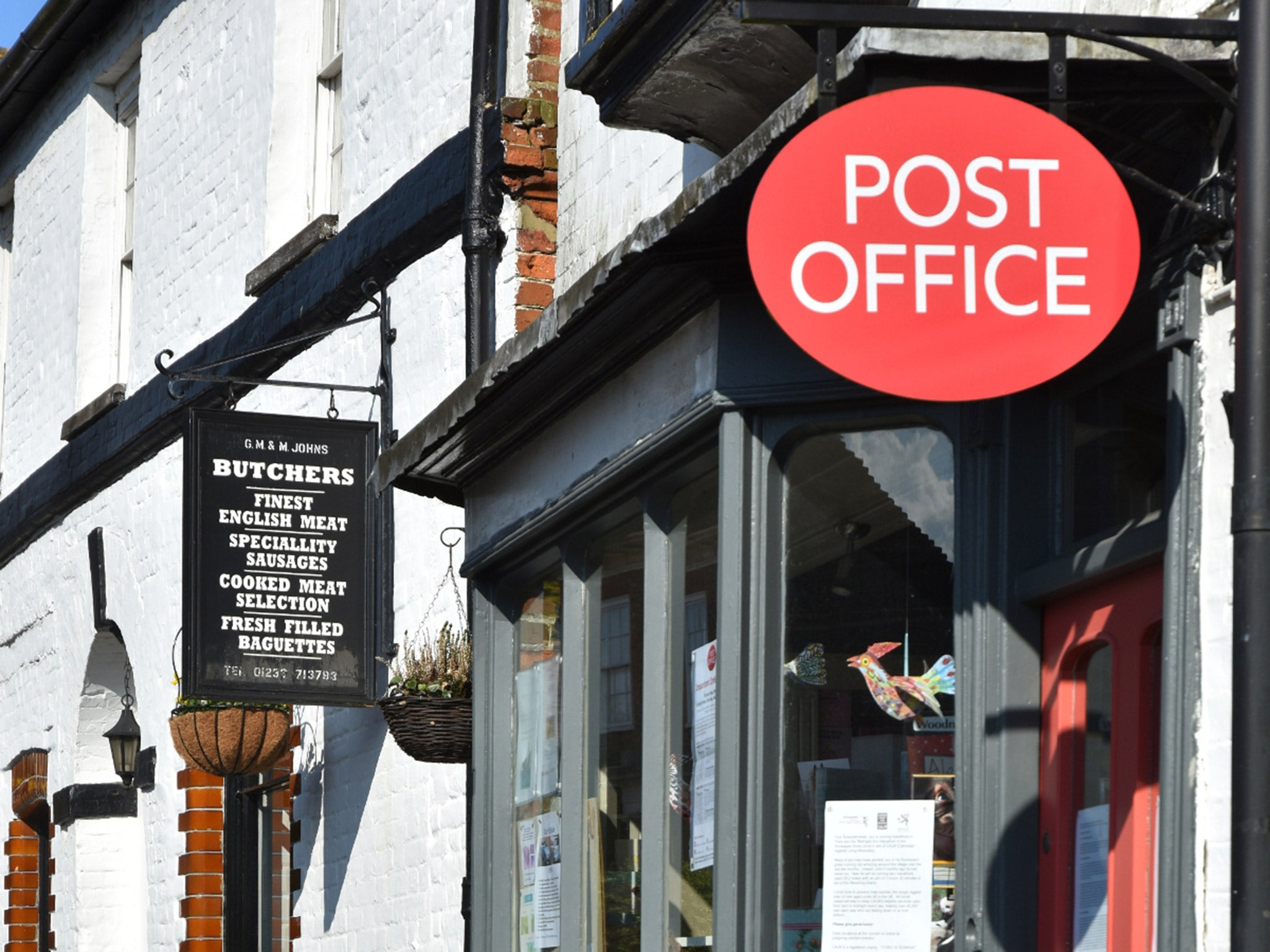 village left without post office after owners claim they were
