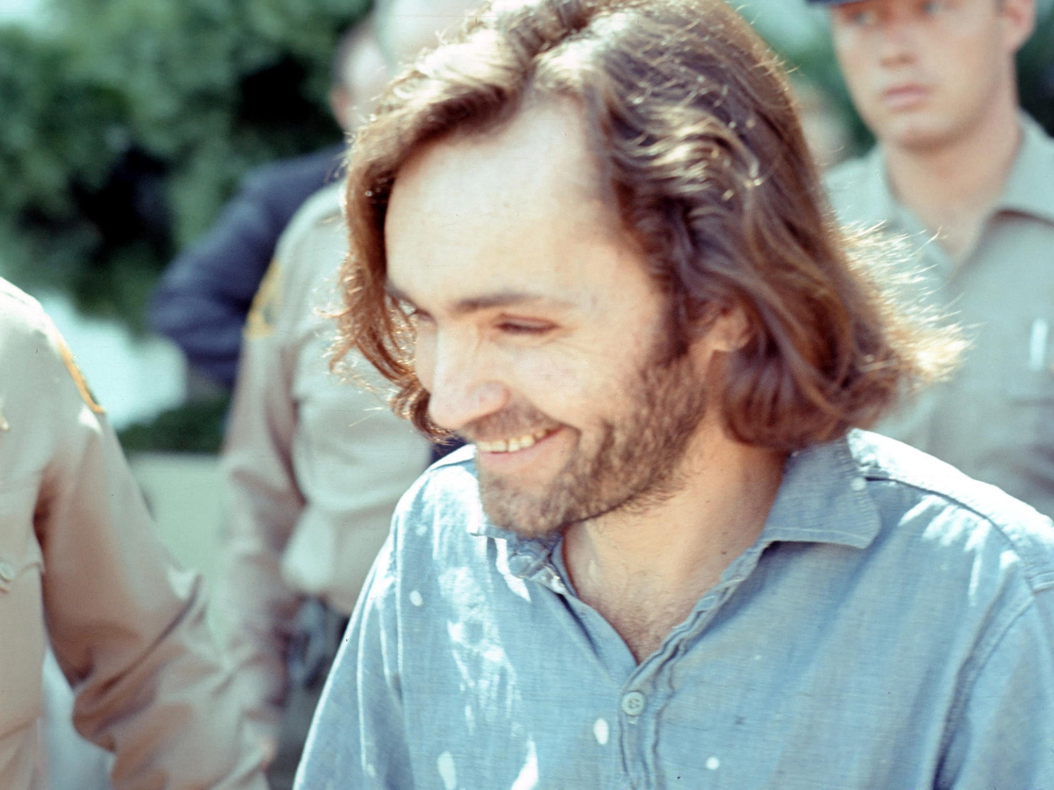 Charles Manson Racist Serial Killer Who Terrified A Nation Dies At