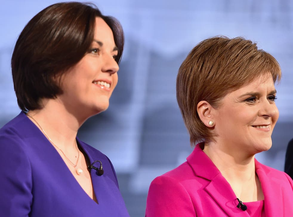 Kezia Dugdale has come under attack from Nicola Sturgeon's party