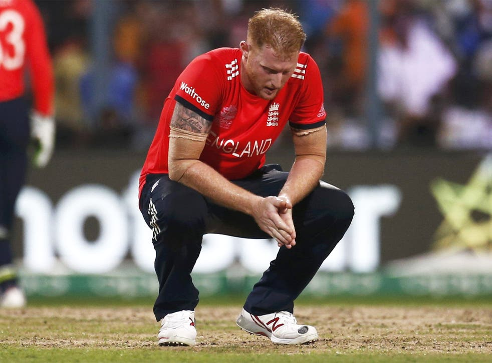 Ben Stokes been on the receiving end of much criticism since England's World Twenty20 final defeat