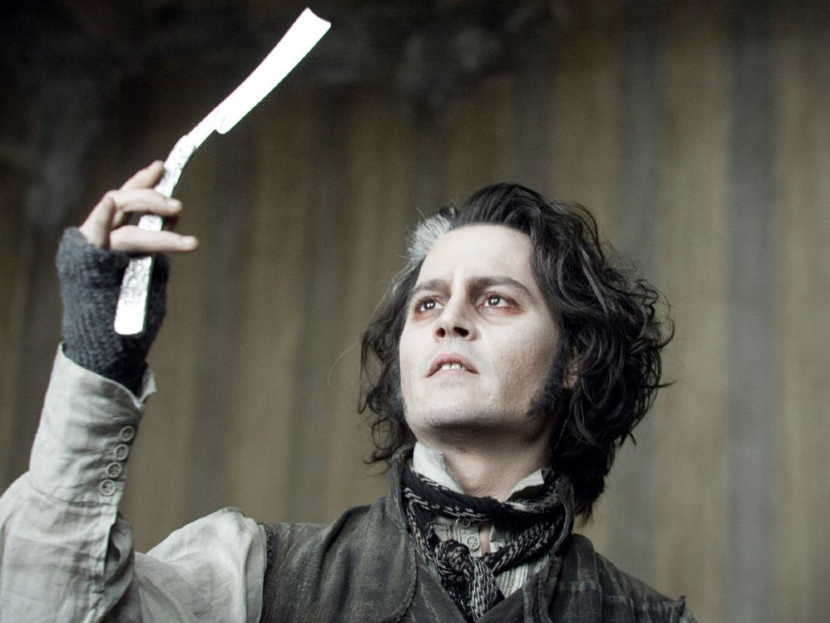 Sweeney Todd school play takes 'realistic' too far leaving two boys  hospitalised with neck cuts   The Independent   The Independent