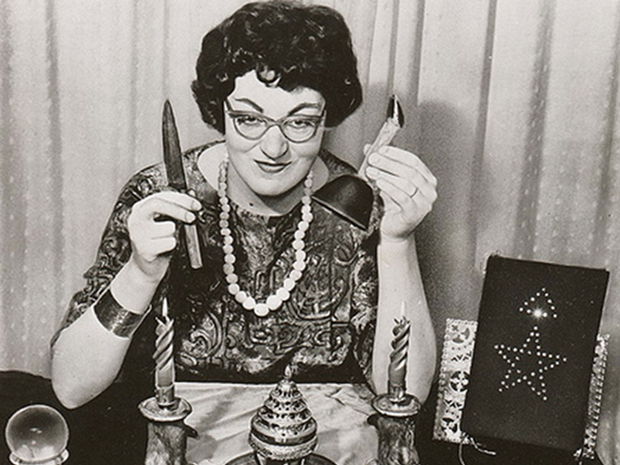 Doreen valiente the fascinating story of the mother of modern doreen valiente the fascinating story of the mother of modern witchcraft the independent biocorpaavc Images