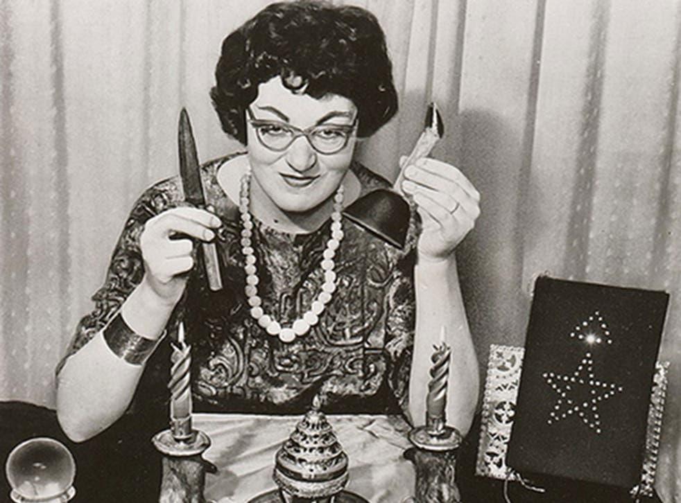 Doreen Valiente was a pioneer of Wicca