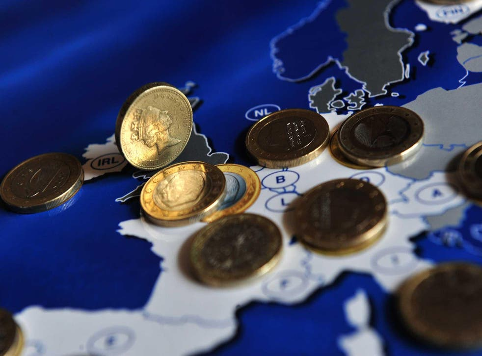 The vote on 23 June could have a profound effect on exchange rates, whichever way it goes