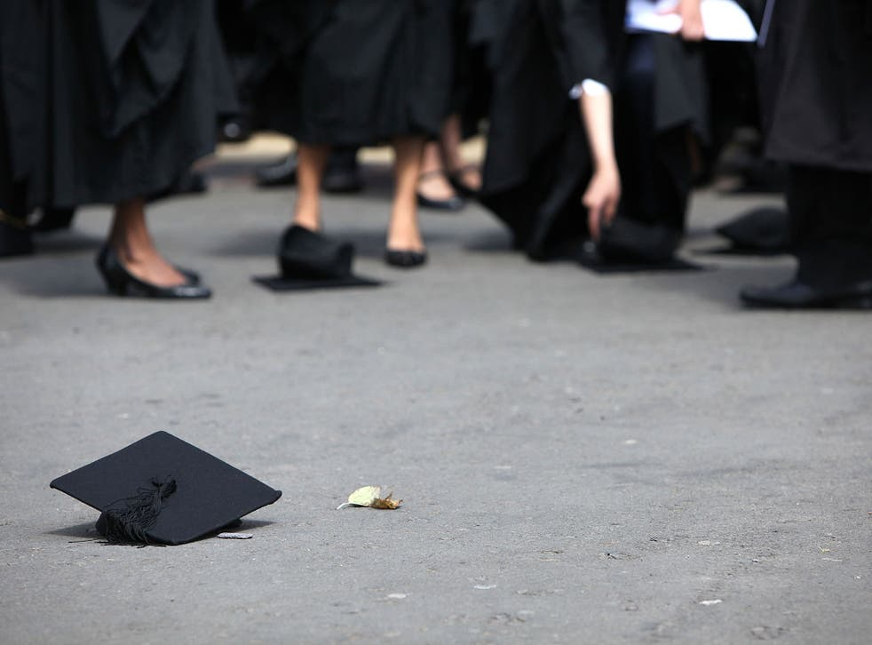 New study comes as Hesa employment data shows over 50,000 new graduates are in jobs that don't even require a degree