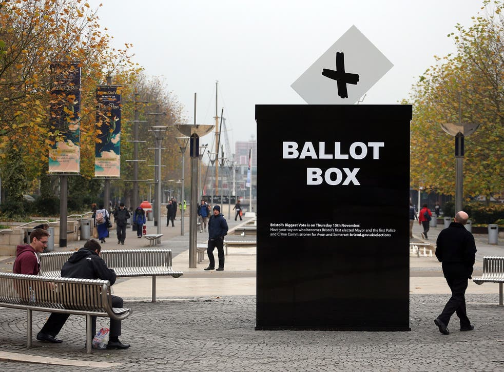 Political parties can no longer count on a voter's loyalty at the ballot box