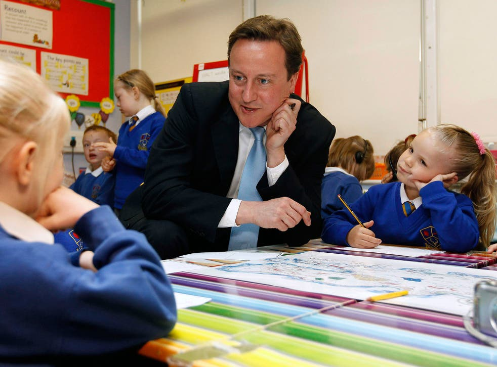 David Cameron's government has been pressed into yet another U-turn