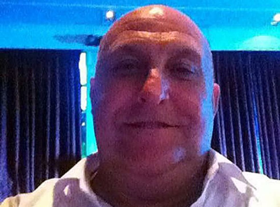 Gordon Semple was last seen on 1 April after attending a work meeting