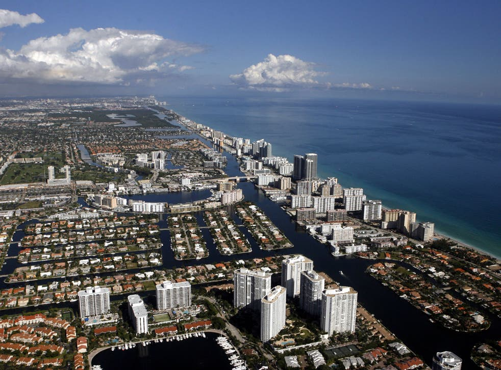 Flood damage in low-lying Miami could be the most costly in the world