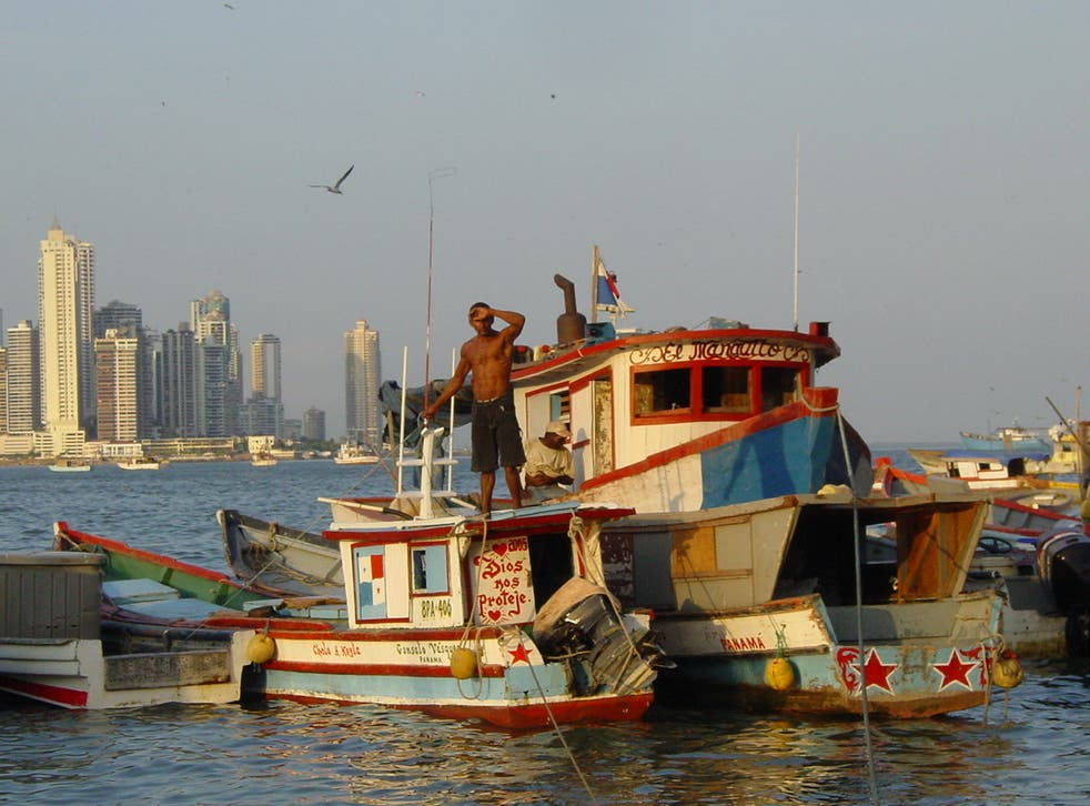 Panama is among the global tax havens that house law firms who create 'shell' companies