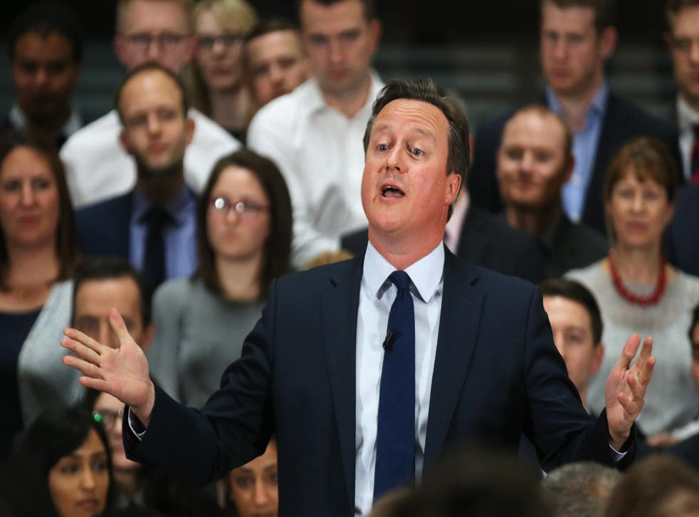 Are the revelations that David Cameron had an offshore trust fund surprising?