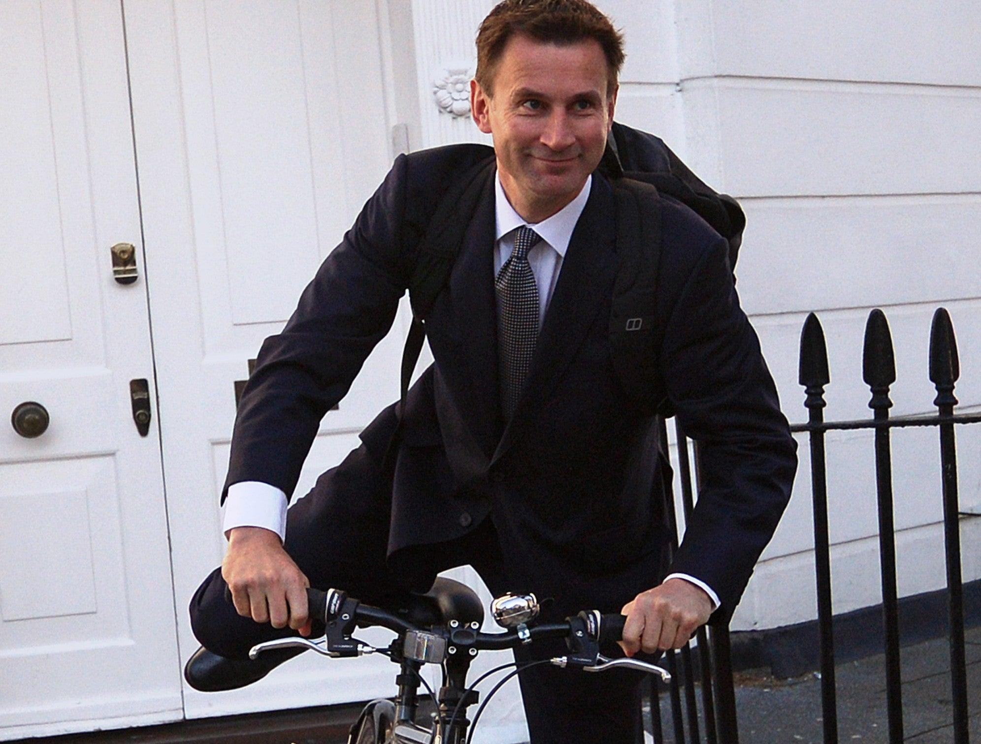 where on earth has jeremy hunt gone at a critical moment