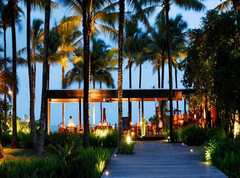 Spend a luxury week at the Sarojin in Thailand