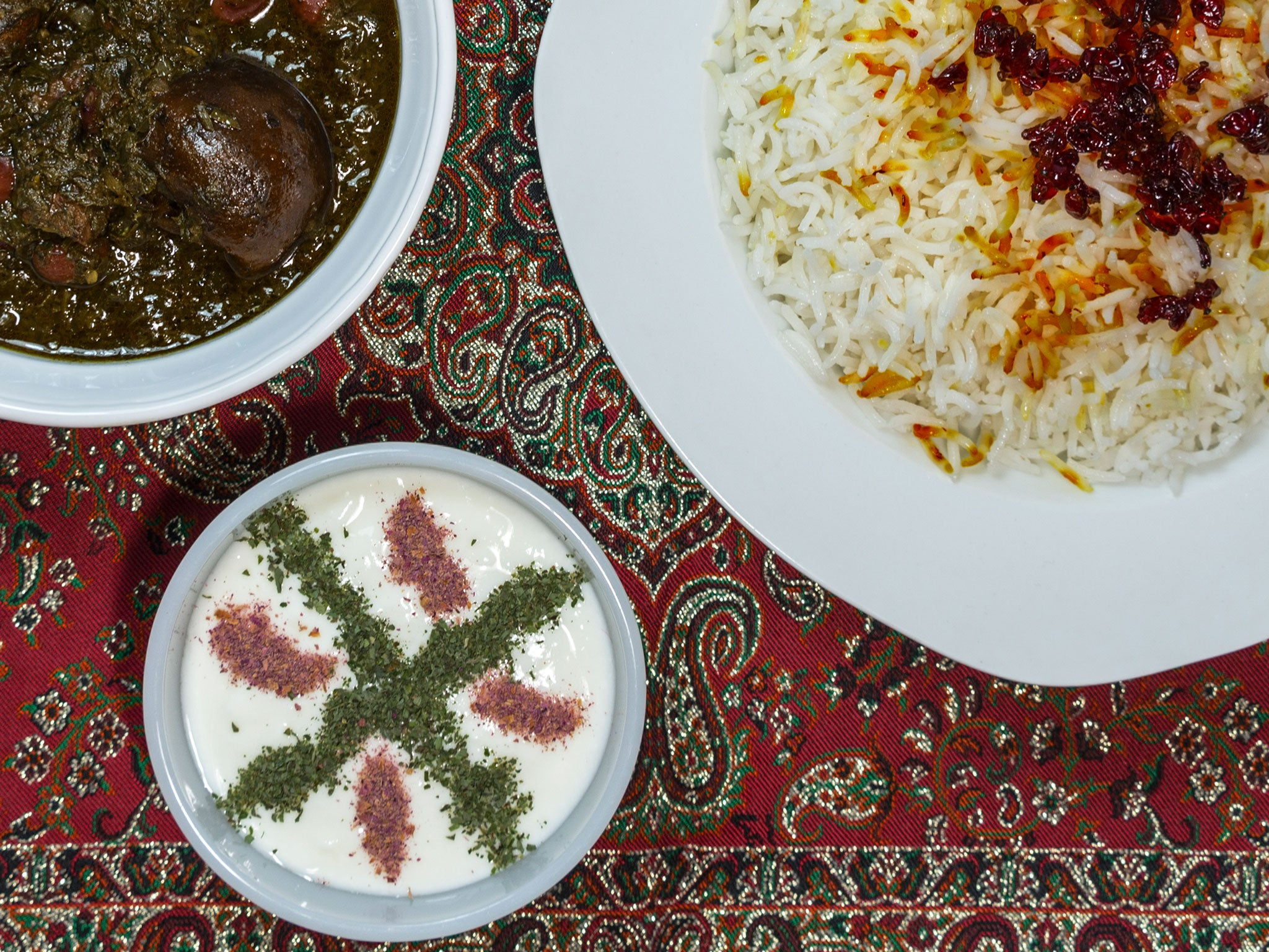 Iranian Food Why A Vibrant Cuisine Is Ripe For Rediscovery The - Cuisine iranienne