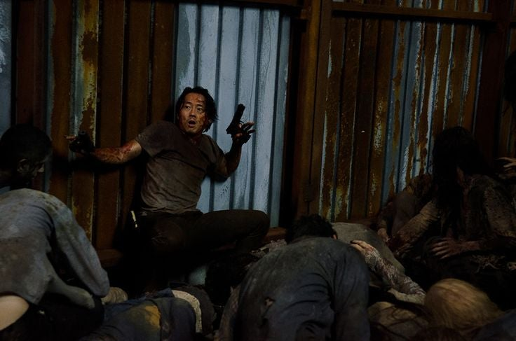 The Walking Dead: 10 times Glenn came extremely close to