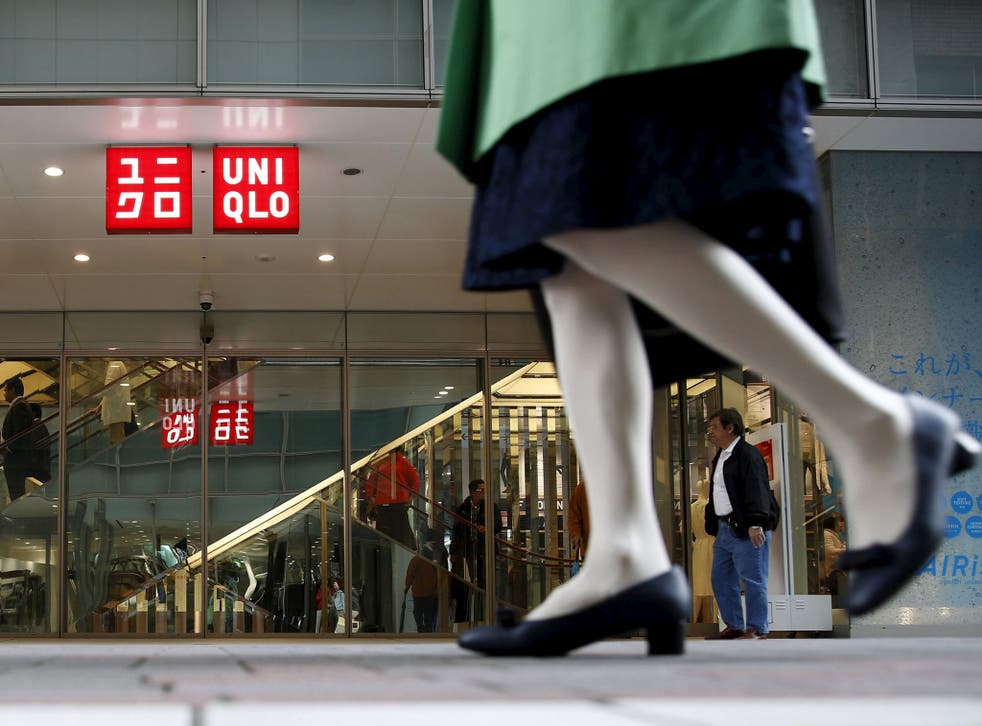 """Tadashi Yanai, chairman and president of Fast Retailing, the company that owns Uniqlo, said that he would """"withdraw from the United States"""" if import duties were imposed"""