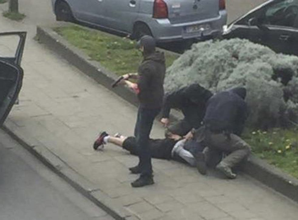 Abrini was arrested in Anderlecht, on the west side of Brussels