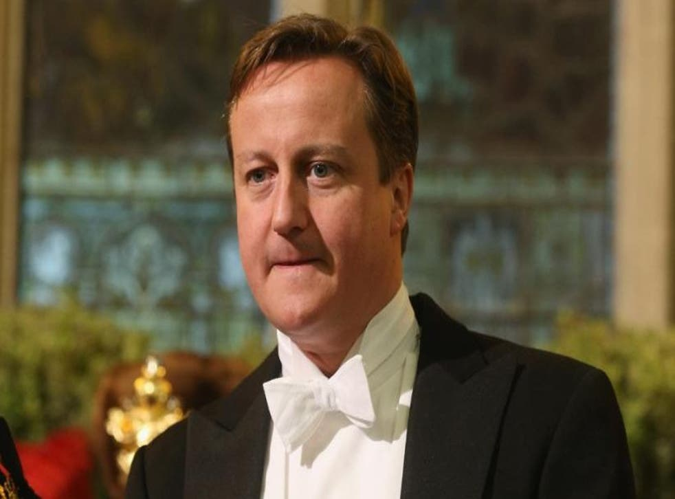 David Cameron has admitted that he profited from his father's Panama offshore trust