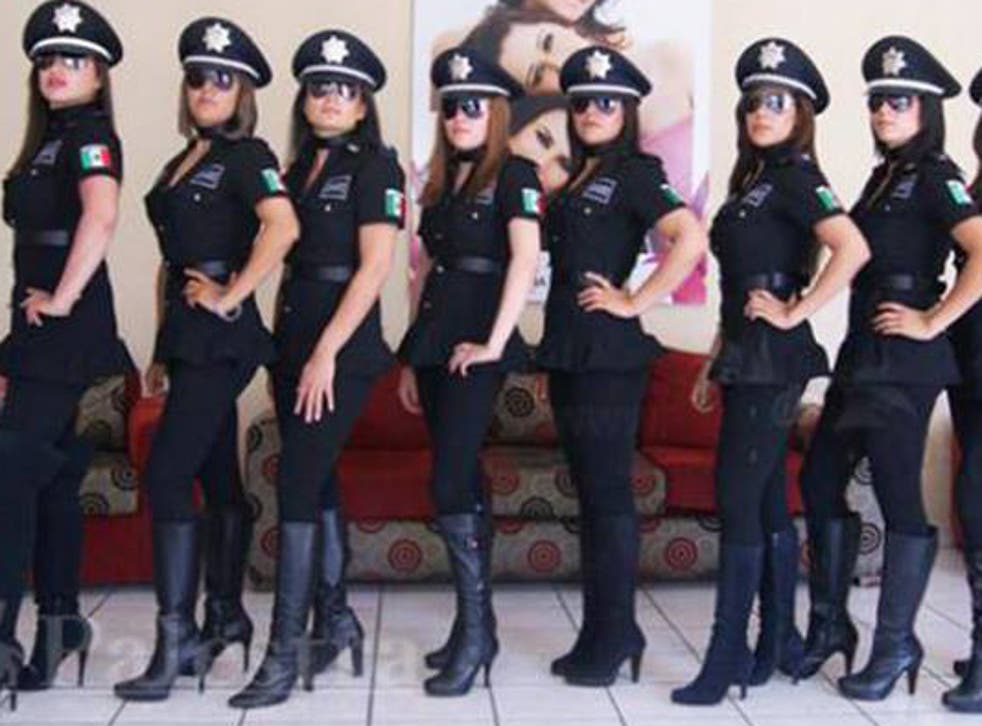 The all-female police squad set in Aguascalientes