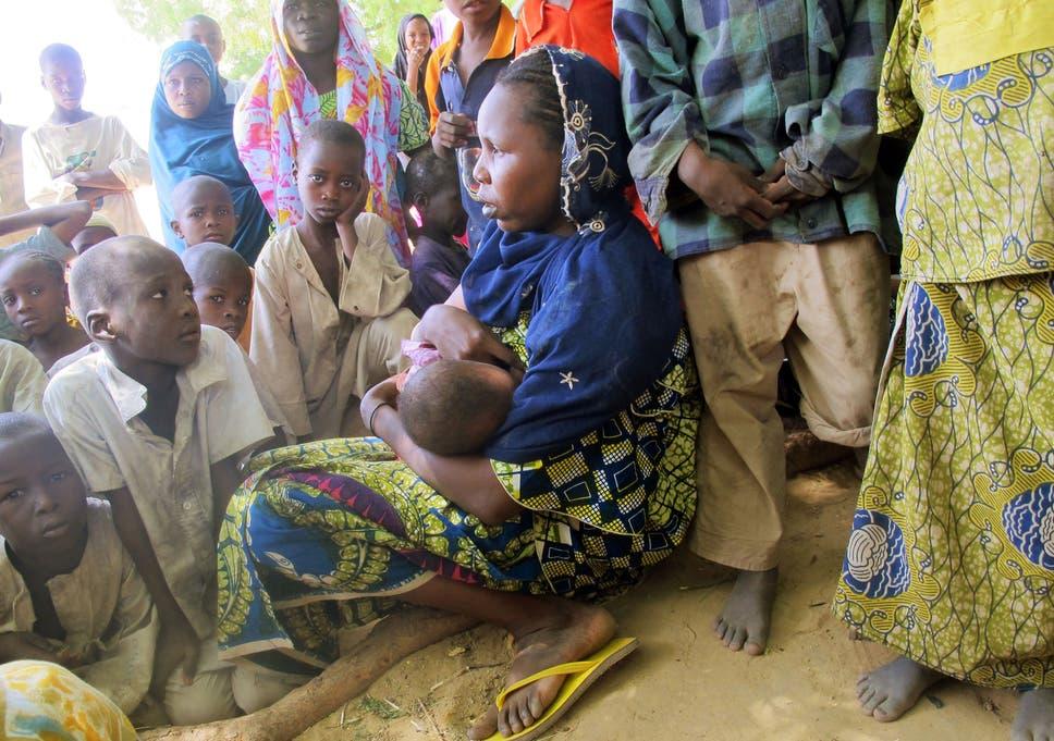 Cameroon girls suffer breast ironing