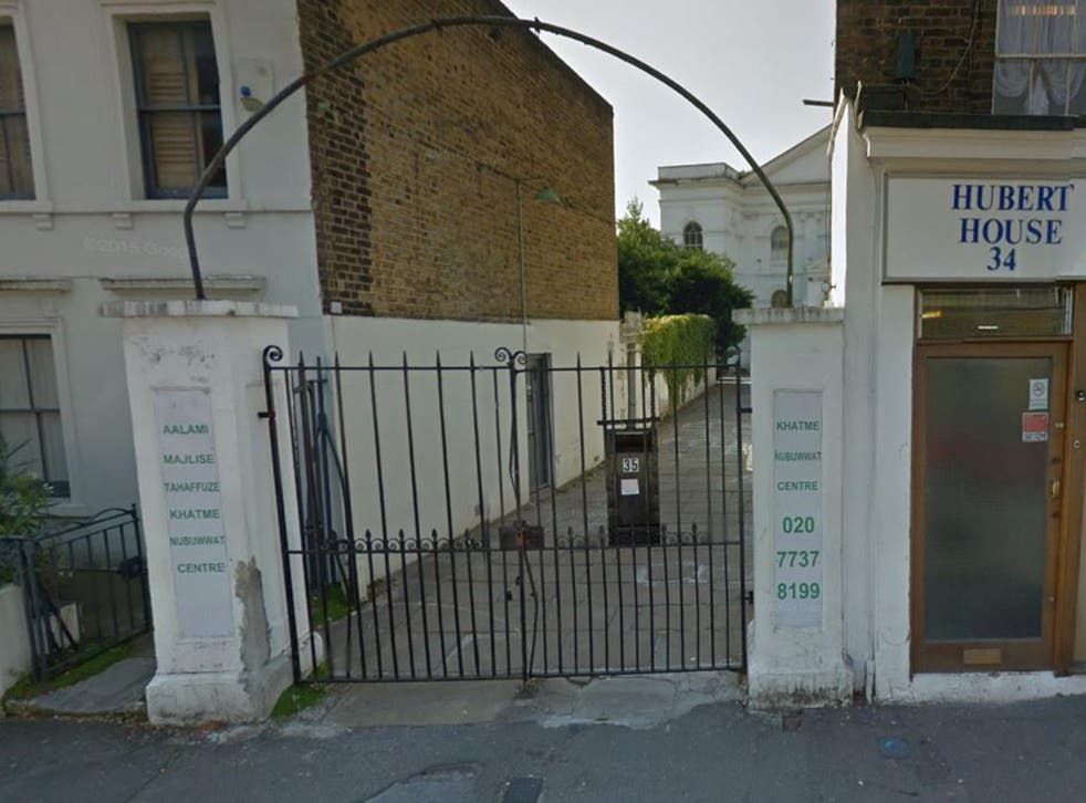 The Stockwell Green Mosque in south London