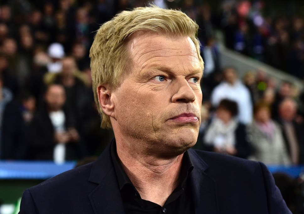 oliver kahn fires shot at cristiano ronaldo i ve been seeing more