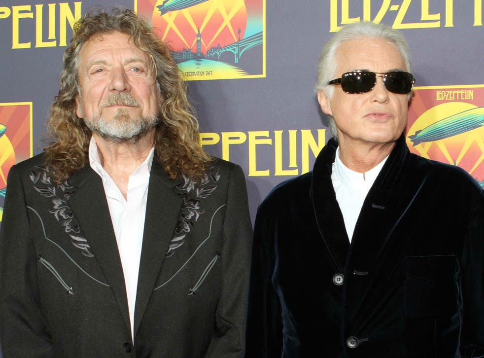 Robert Plant and Jimmy Page are due in court on 10 May accused of copyright infringement