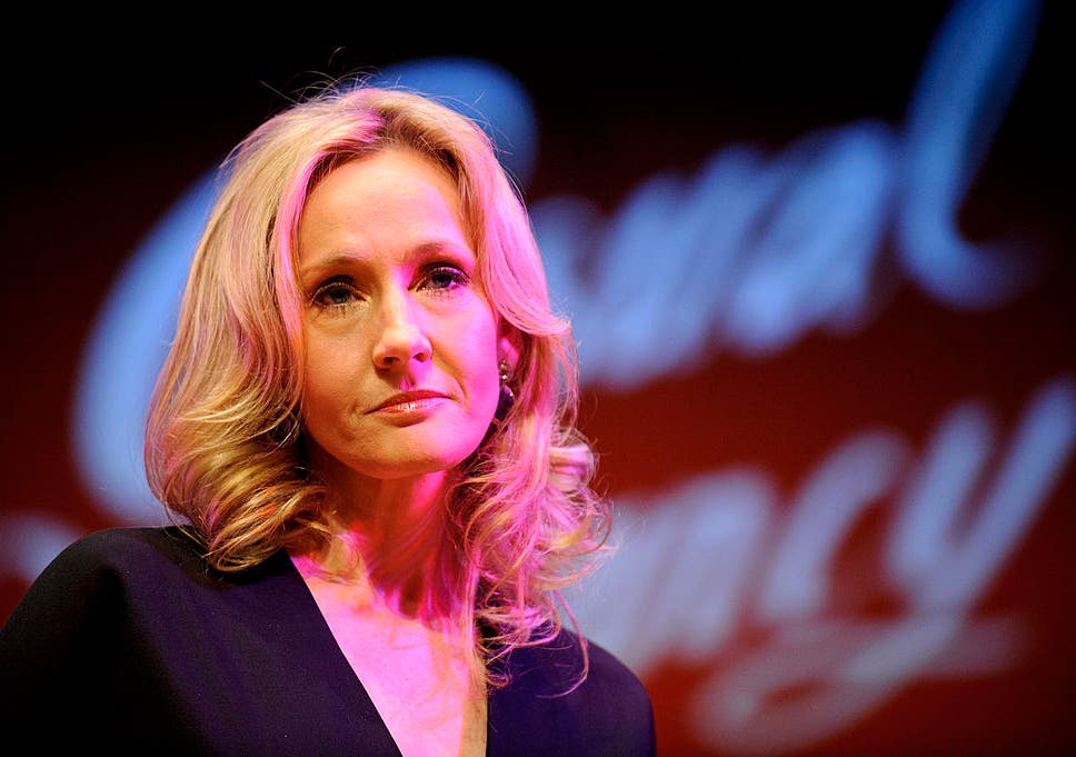 J K  Rowling reveals her favourite Harry Potter character